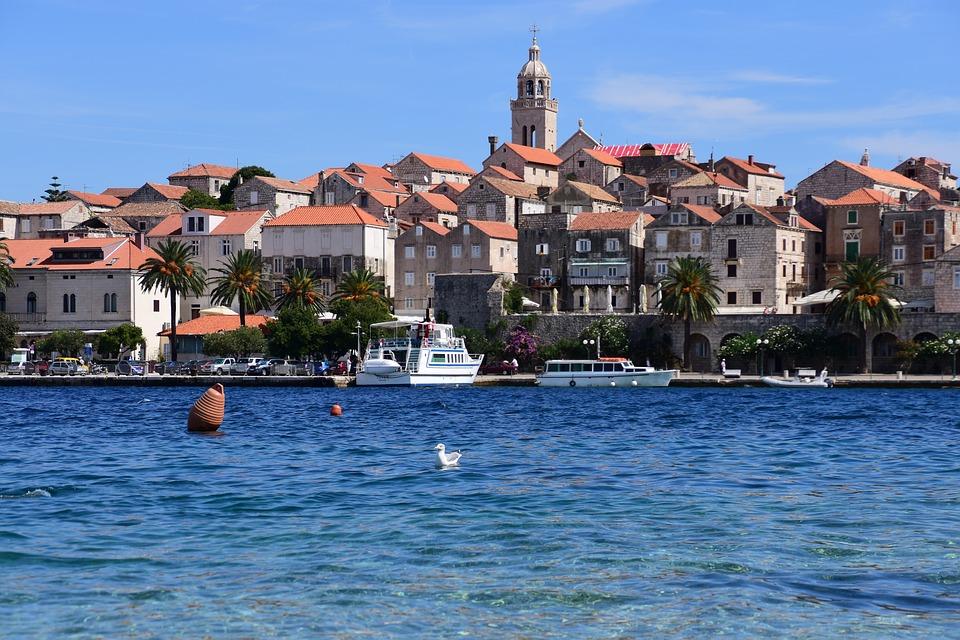 Korčula: Klenot Jaderského moře