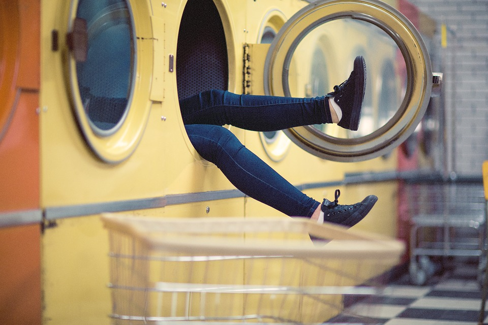 Zašlá pračka – jak jí jednoduše vyčistit? 2