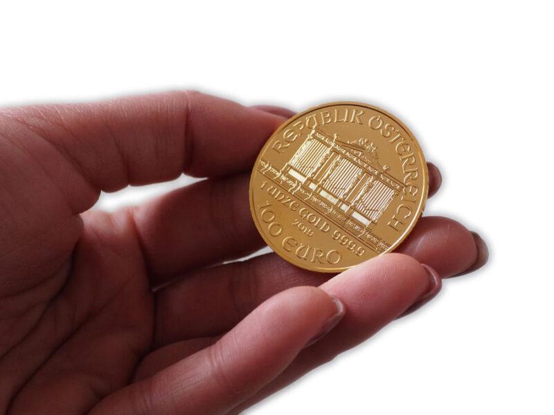 Nedostatek slitků na trhu způsobil, že je velký zájem o zlaté mince